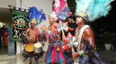 Apresentações culturais agitam o congresso UFPE