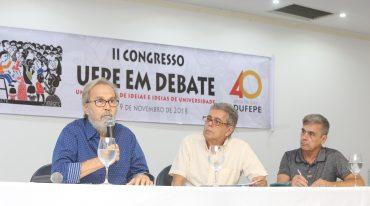 Universidade e Internacionalização foi discutida no terceiro dia