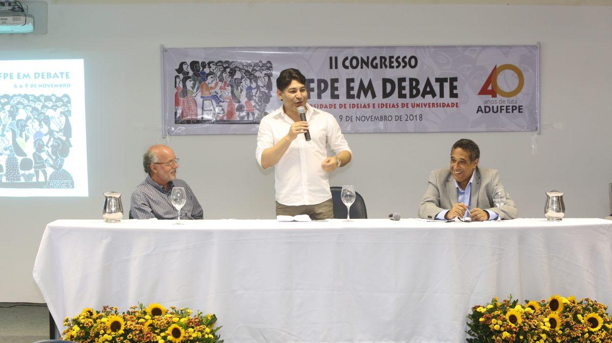 Último dia do congresso discutiu a Experiência de Interiorização no Brasil