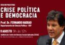 Fernando Haddad fará palestra na UFPE a convite da ADUFEPE