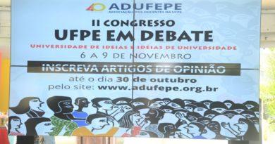 II Congresso UFPE debaterá os rumos da universidade