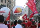 Milhares de trabalhadores saem às ruas do Recife na Greve Geral