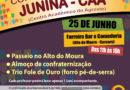 Confraternização junina em Caruaru será depois do São João