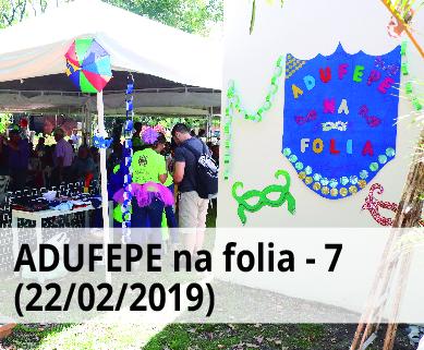 galeria de fotos de Adufepe na folia 2019