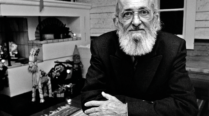 Educador e filósofo Paulo Freire