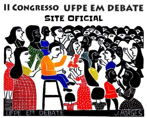 2º Congresso a ufpe em debate