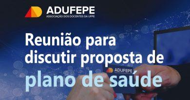 Novo formato de plano de saúde proposto em reunião nesta sexta-feira (23/11)