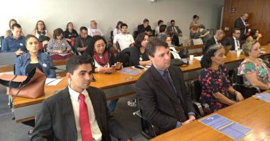 ADUFEPE participa de audiência pública sobre Previdência e  Trabalho em Brasília