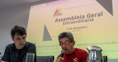 Assembleia detalha ações administrativas e jurídicas para restituição de RT e elege Conselho Fiscal